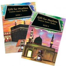 Gift for muslim Books set, Islamic Studies Curriculum for school ( Brand New )